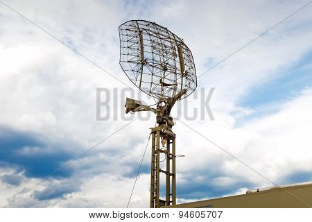 Mobile Radar Station