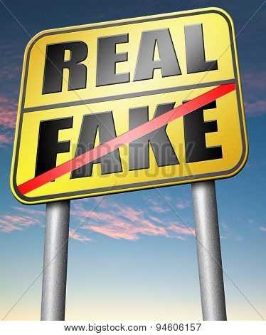 fake versus real possible or impossible reality check searching truth being skeptic skepticism