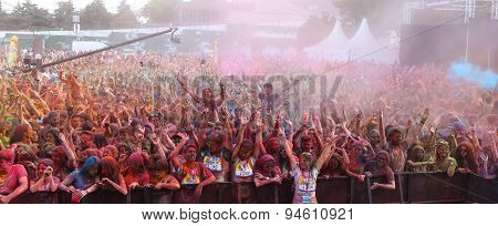 Color Up Run