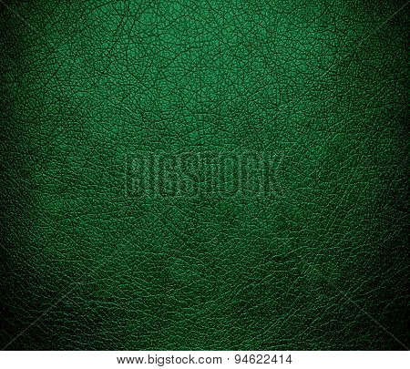Dartmouth green leather texture background