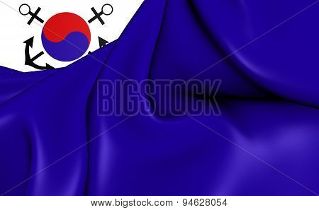 Naval Jack Of South Korea