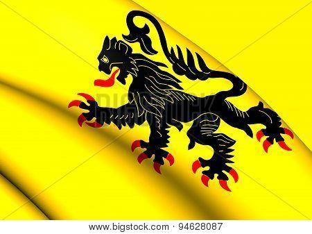 Flag Of Nord-pas De Calais
