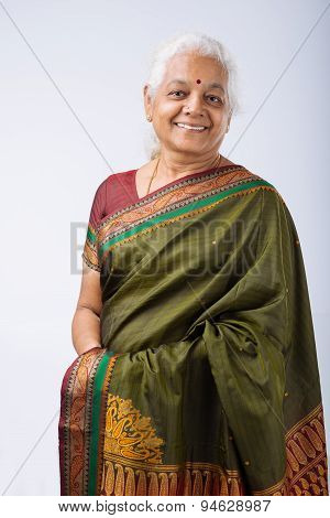 Senior Indian Woman
