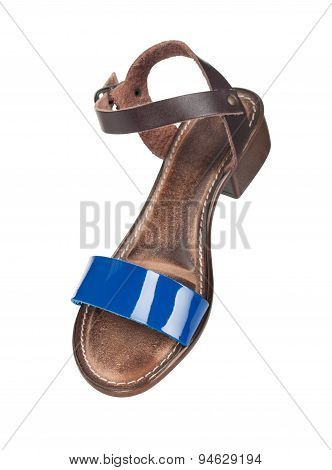 Skin Women Summer Shoes Isolated