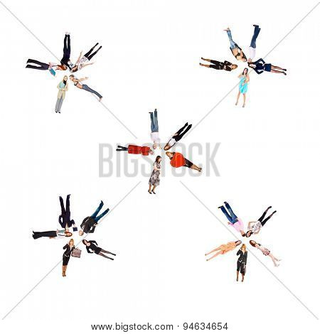 Business Picture Corporate Teamwork