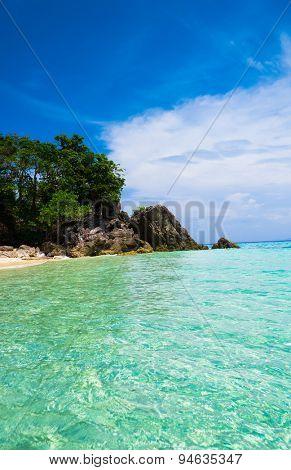 Big Stones Idyllic Island
