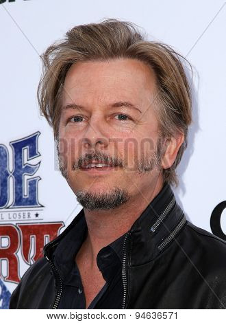 LOS ANGELES - JUN 24:  David Spade at the