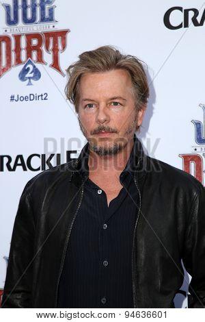 LOS ANGELES - JUN 24:  David Spade at the