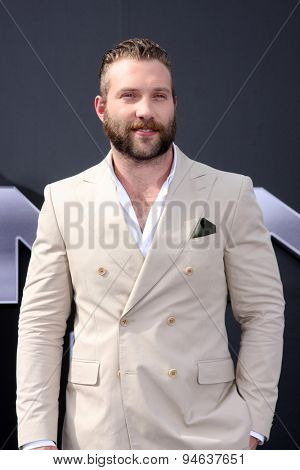 LOS ANGELES - JUN 28:  Jai Courtney at the