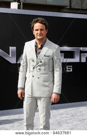 LOS ANGELES - JUN 28:  Jason Clarke at the