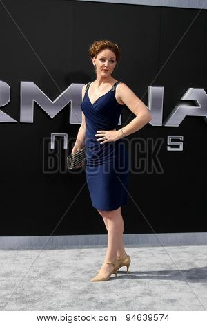 LOS ANGELES - JUN 28:  Kerry Cahill at the