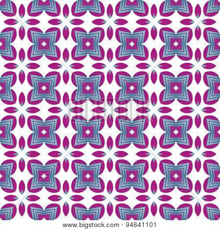 Kaleidoscopic Seamless Pattern