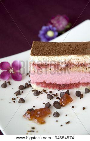 Sweet Berries Layer Cake