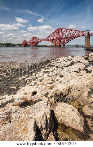 Forth Cantilever Bridge Portrait