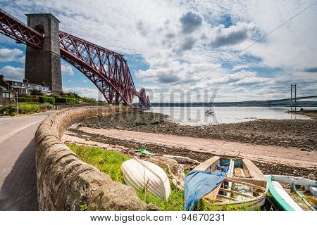 North Queensferry Harbour