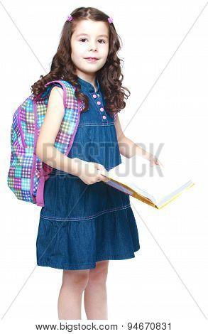 Dreams of a schoolgirl