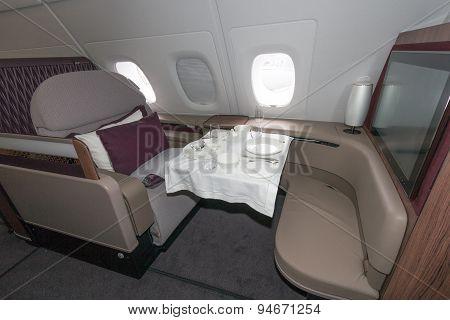 First Class Qatar