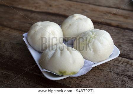 Chinese Dim Sum Bun