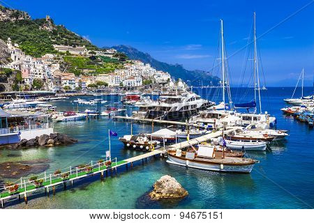 luxury vacation in Italy, Amalfi coast