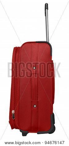 Travel Bag - Red