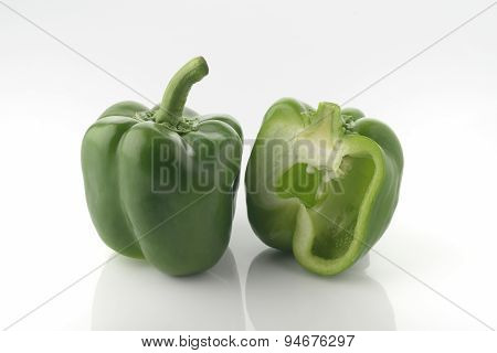 Green Bel Pepper