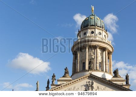 Gendarmenmarkt, berlin germany