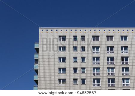 residential building facade - real estate exterior
