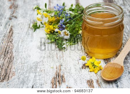 Honey And Wild Flowers