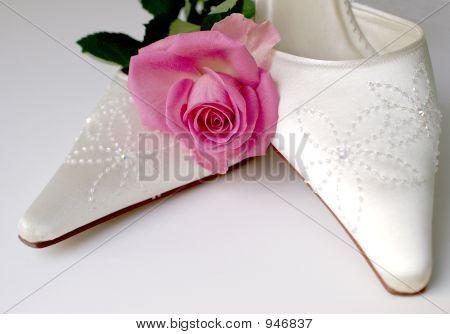 Silk Brides Shoes