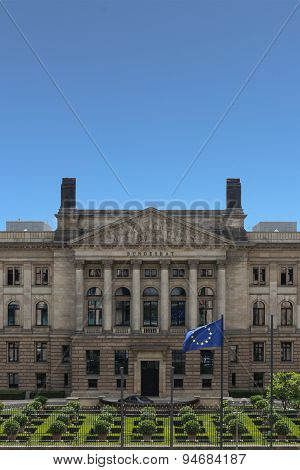 german Federal Council ( Bundesrat ) building , berlin