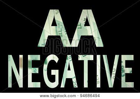 AA negative