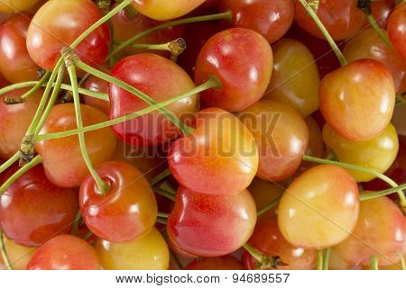 Cherry (sweet Cherry - Red-yellow)