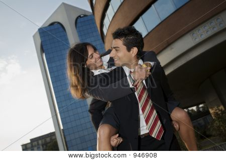 Business Couple