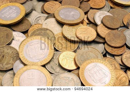 Placer Coins Russian Rubles