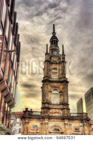 St. George's Tron Parish Church In Glasgow - Scotland