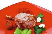 image of red meat  - meat food  - JPG
