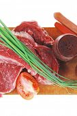 pic of chives  - main course  - JPG