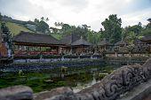 pic of hindu  - Holy Spring Water Tirta Empul Hindu Temple  - JPG