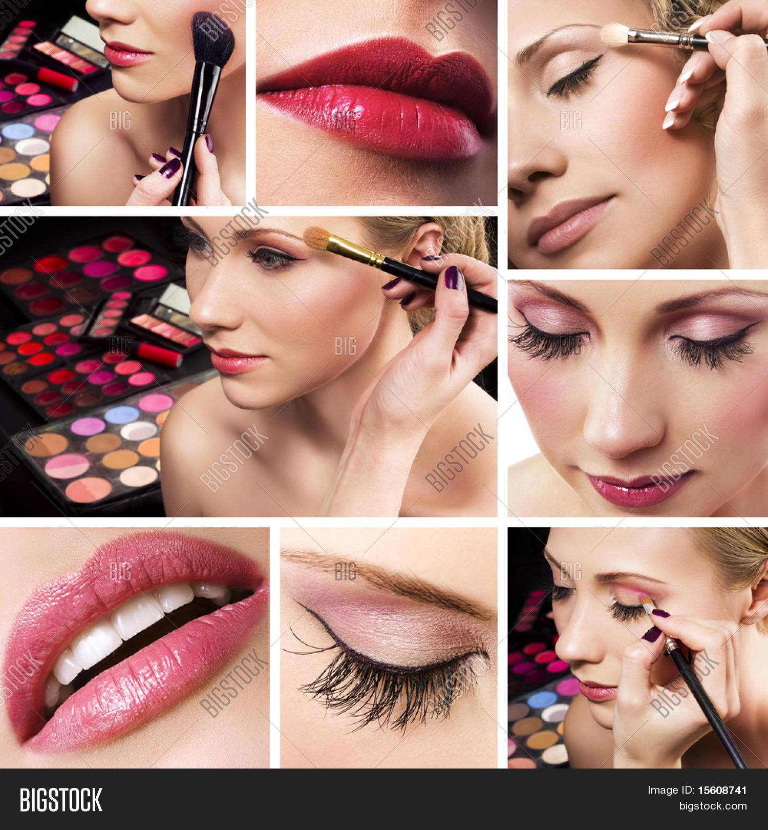 О правильном макияже для фото