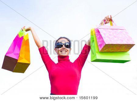 Customer Spree Bags