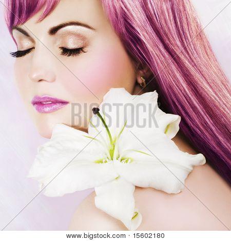 Rosa schönheit