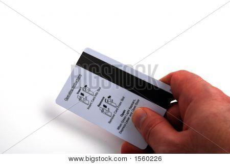 Tarjeta de acceso