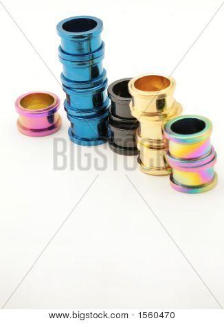 Body Jewelry Stacks