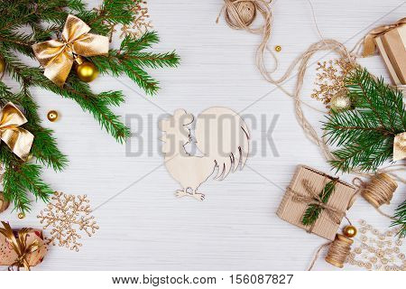 Preparation For Christmas Holidays