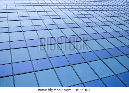 Blue Panels