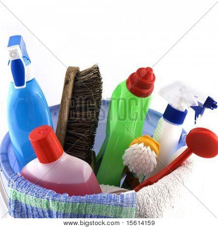 Reinigung von Büro und wohnen