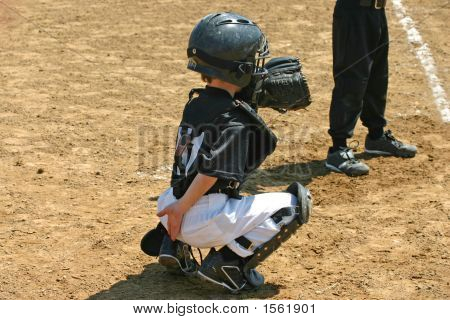Boy Catching