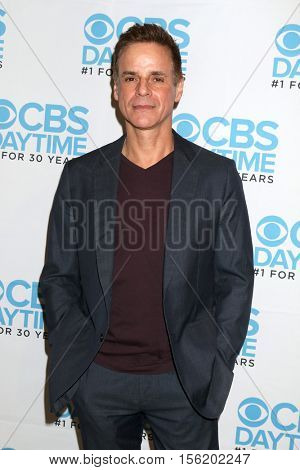 LOS ANGELES - NOV 10:  Christian LeBlanc at the Young & Restless Celebrate CBS 30 Years at #1 at Paley Center For Media on November 10, 2016 in Beverly Hills, CA