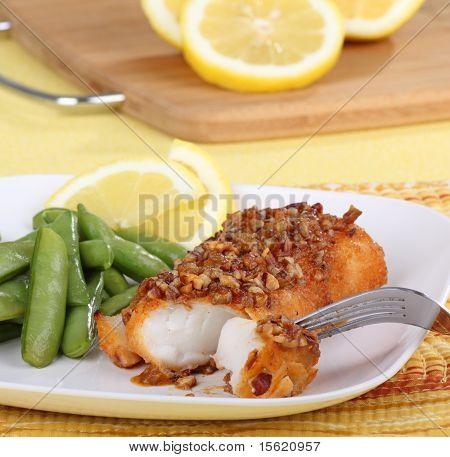 Pecan Fish Fillet