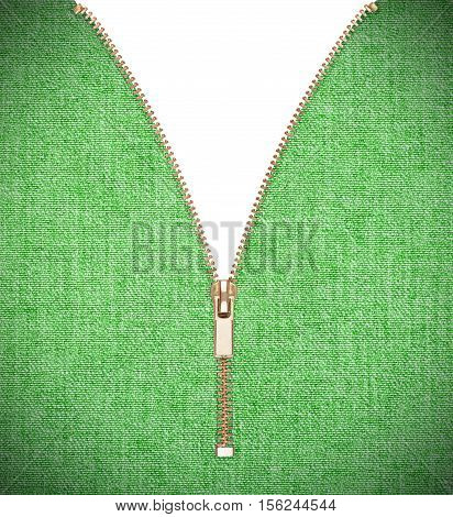 green jeans with zipper for you design
